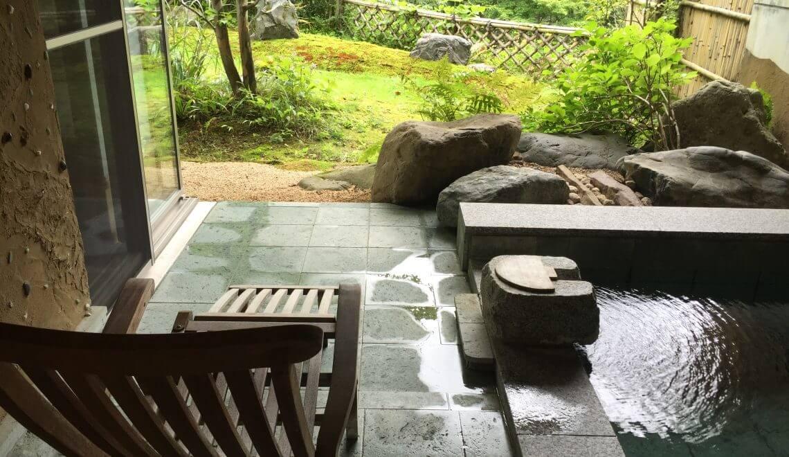 ぽかーんと、夏休み。別邸・仙寿庵にて。